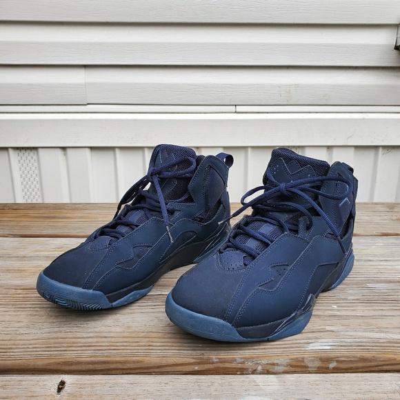 Jordan True Flight Navy Blue Edition